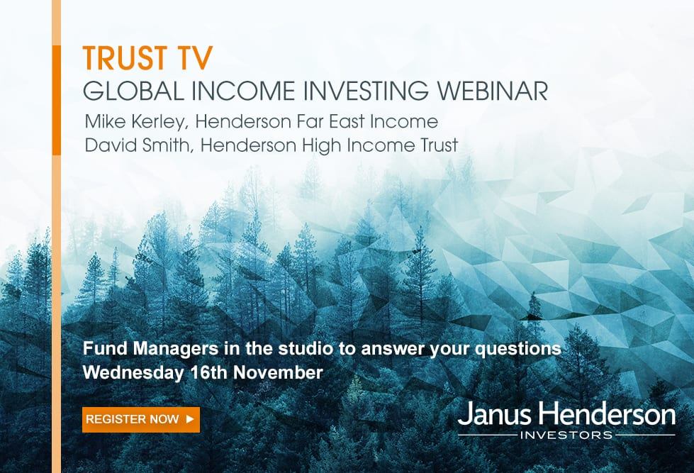 Trust TV: Home and abroad – opportunities for the income-seeking investor