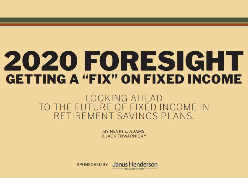 2020 Foresight