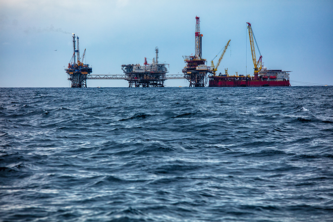 Oil Crisis Sparks Market Consolidation