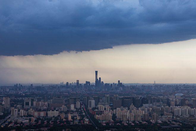 China's Economic Rebalancing Casts a Cloud on Property