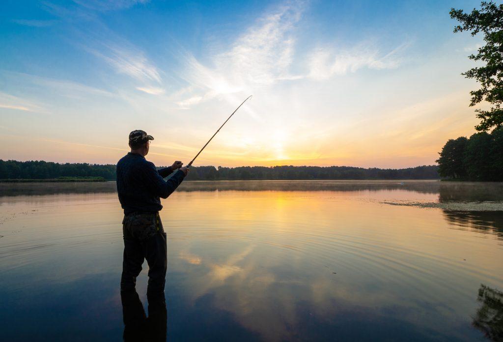Weten waar de vis zit