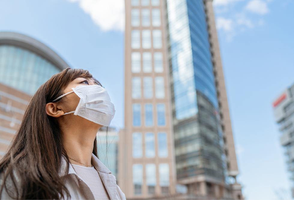 Coronavirus and buildings