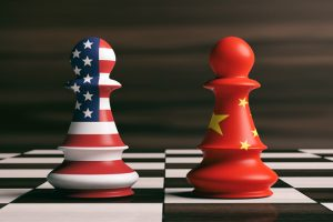 Options imply US may struggle to win trade war with China