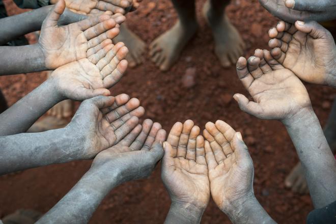開採鈷礦:向童工說不