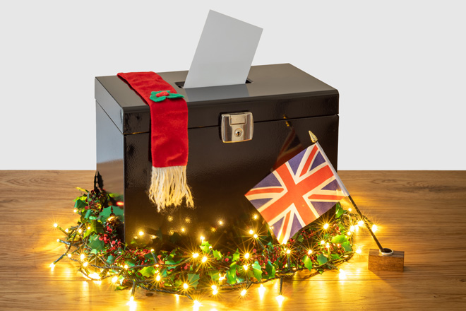UK election: A Tory win might be good for UK equities, but just for Christmas  Copy