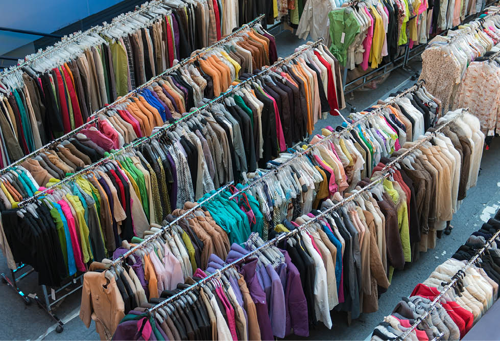 Alterations at the fast fashion industry