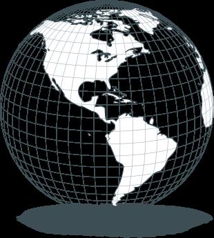 Globe-Wireframe