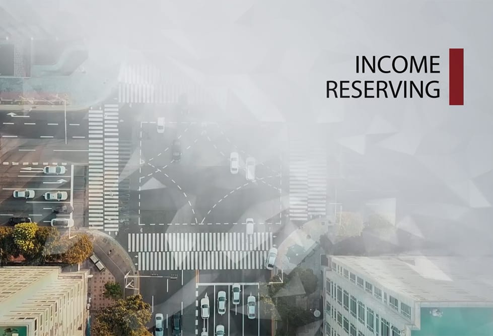 Income reserving explained