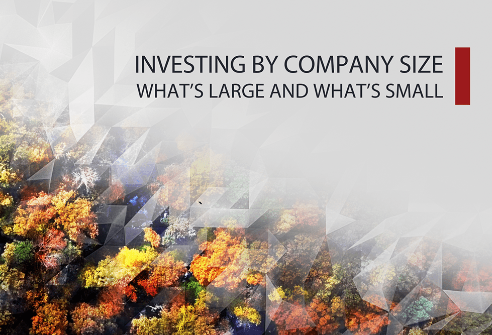 Investing by company size: what's large and what's small?