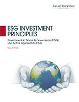 ESG Investment Principles