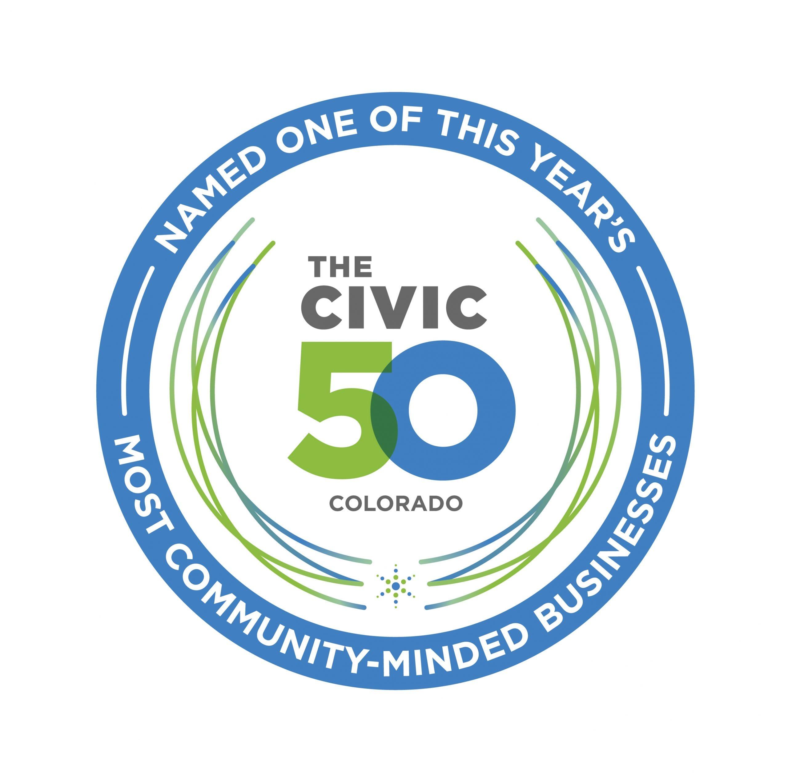 POL - The Civic 50 - Badge - Colorado