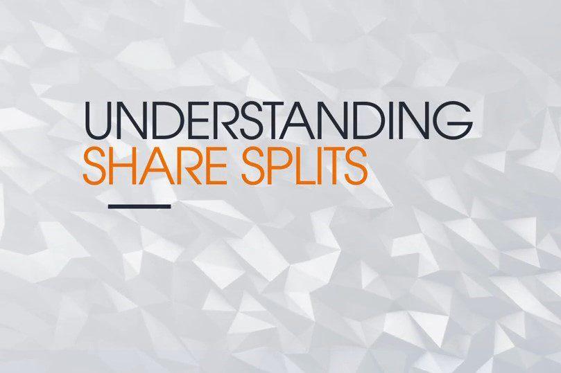 Understanding share splits