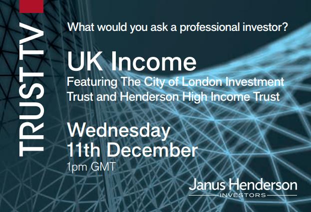 Trust TV - UK income