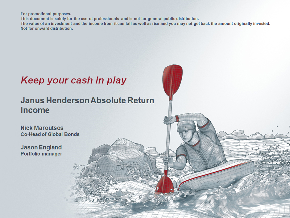 Webcast - keep you cash in play
