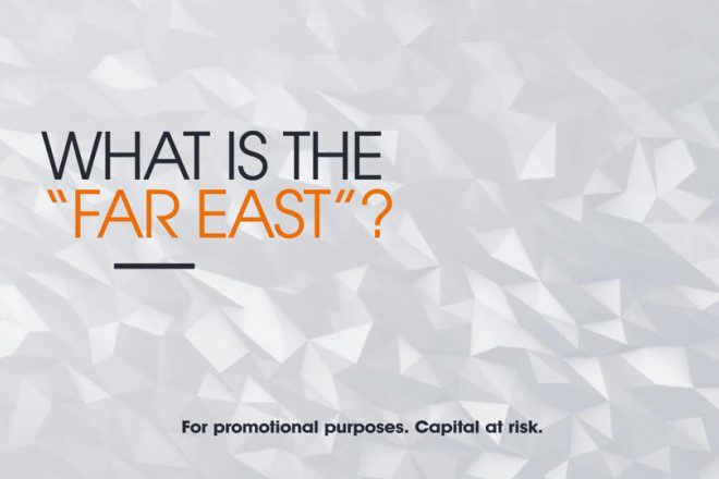 What is the Far East?