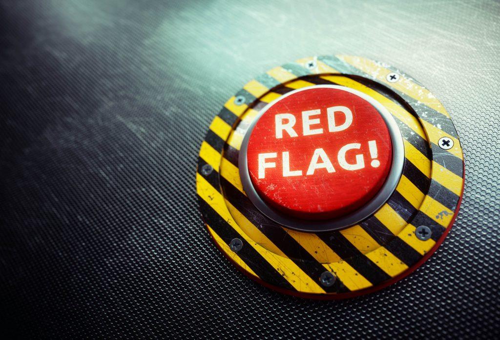 Wie wirken sich die Warnzeichen für verschuldete Unternehmen auf Anlagen aus?