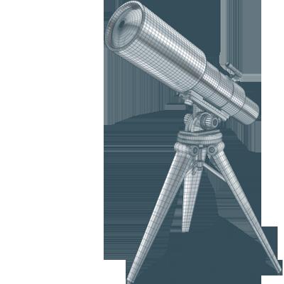 background_telescope_Wireframe-400x400