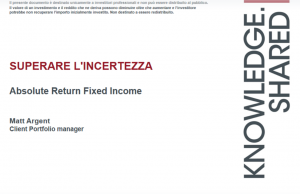 Janus Henderson Absolut Return Income – Webinar