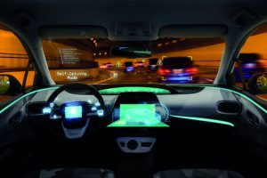 Electric vehicles: driving growth in semiconductors