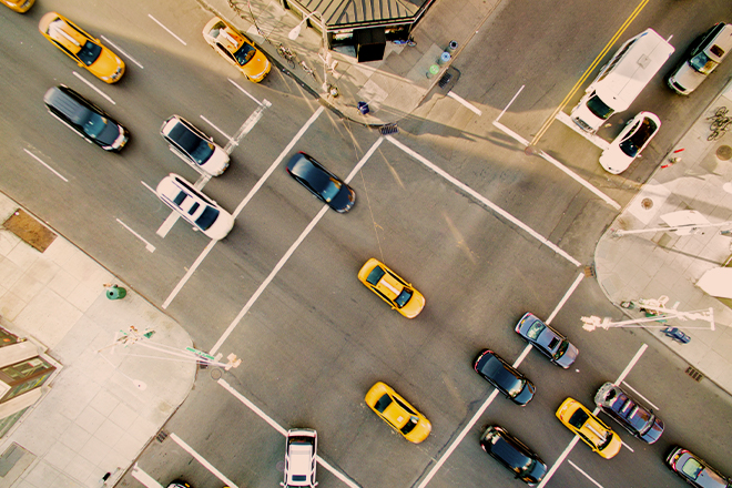 Currents of Disruption: Ride-Sharing on Course for Long-Term Growth