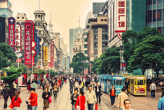 Trade Wars, ESG and Demographics in China