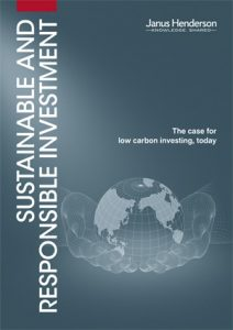 Global warning: the case for low carbon investing, today